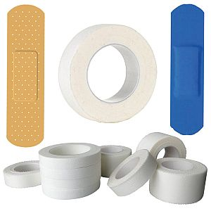 Bandages And Plasters First Aid Medical Equipment