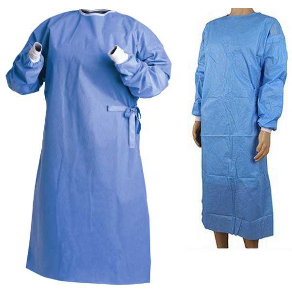 Surgeon/Theatre Gowns | Reinforced - Omnisurge Medical Supplies