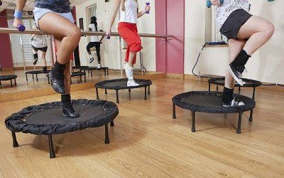 Trampoline Rebounding – A Fun, Effective Exercise!