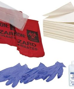First aid Blood Spillage Kit