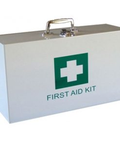 First aid Metal Box (empty)