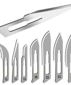 Scalpel Blades Carbon Steel