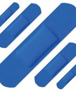 Blue Waterproof Plasters