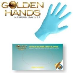 Economy Powder Free Nitrile Gloves