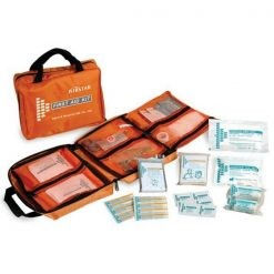 First Aid Bag, Basic model 3 - 5 Person
