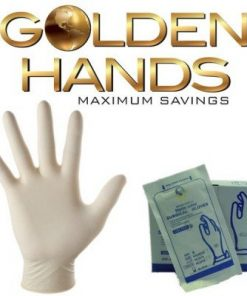 Surgical Sterile Powder Free Latex Gloves