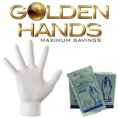 Powdered Surgical Gloves