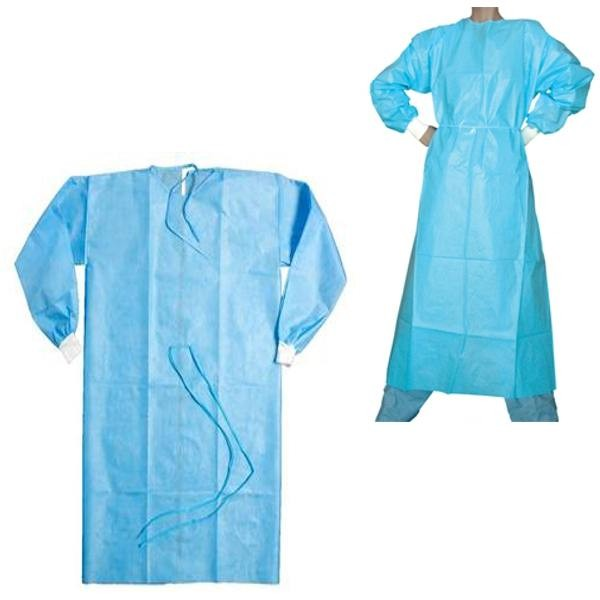 Sterile Reinforced Theatre Gowns