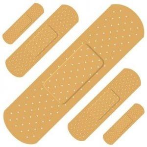 Waterproof Finger Plasters