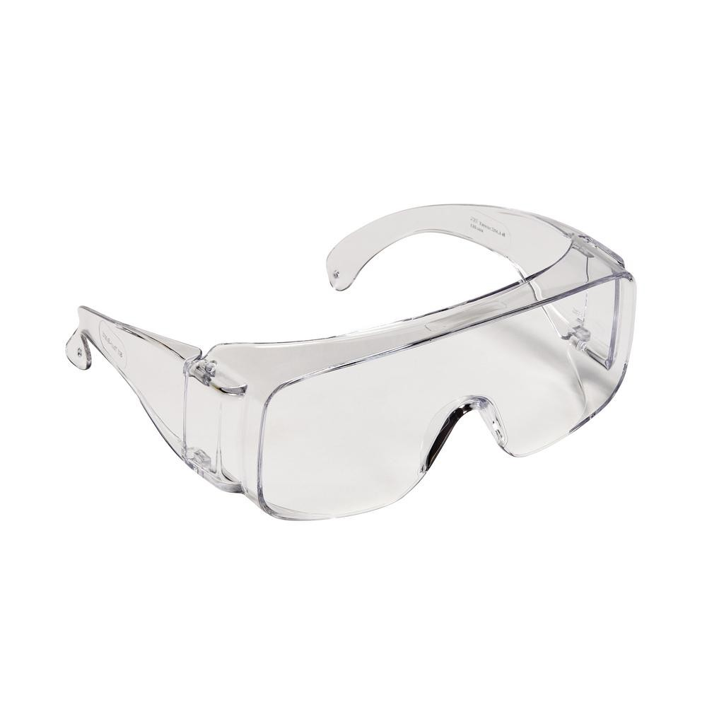 Safety Goggle with clear frame