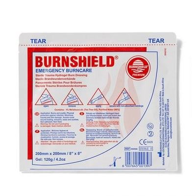 Burnshield Dressing 20x20