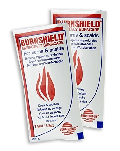 Burnshield Pouch